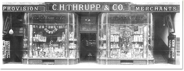 Thrupps original store