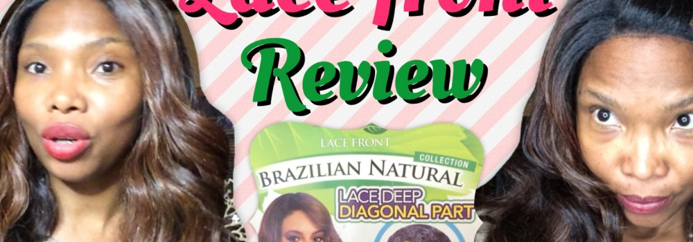 Haircity brazilian lace front review